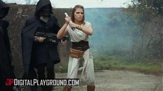 (Adriana Chechik, Xander Corvus, Tony De Sergio, Axel Aces) – Star Wars The Last Temptation A DP XXX Parody